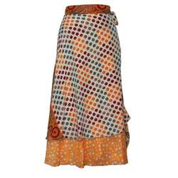 Fancy Magic Wrap Skirt for Ladies