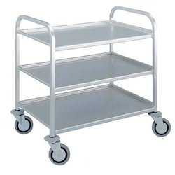 Steel Shelf Trolley