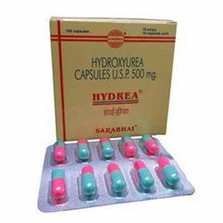 Hydrea Hydroxyurea Capsules USP