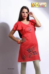 Ladies Stylish Printed Kurti Tunic