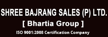 Shree Bajrang Sales (p) Ltd