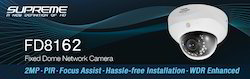 2MP PIR Focus Assist Hassle-free Installation WDR