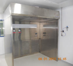 Powder Dispensing Booths