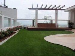 Artificial Terrace Grass