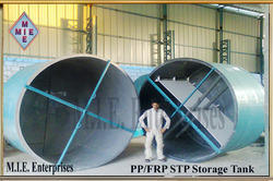 STP Storage Tank for Hospital Use