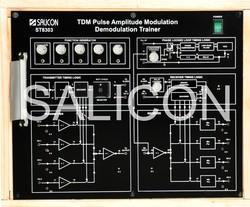 TDM Pulse Amplitude Modulation Trainer-ST8303