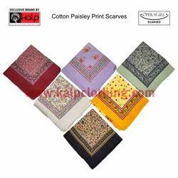 Pure Cotton Scarves