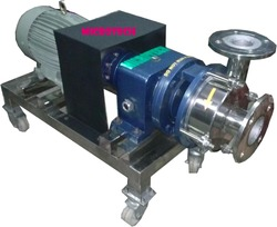 S S Centrifugal Pump