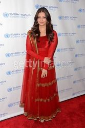 Bollywood Red Anarkali Suit
