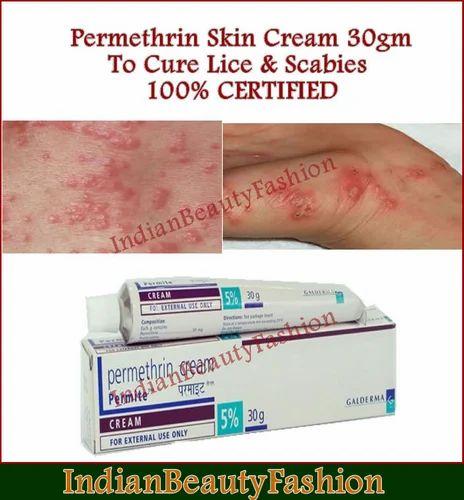 Permethrin Cream Lice