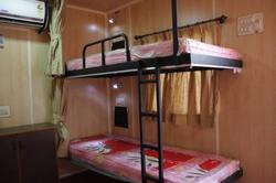 accommodation cabins