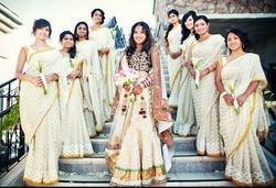 Indian Bridesmaid Sarees