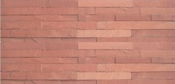 Red Sand Stone Ledges Panels