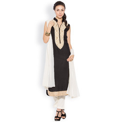 Stylish Charming Designer Embroidered Long Kurtas Dress