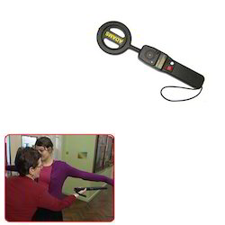 Gold Metal Detector Adams for Office Security