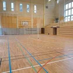 Multipurpose Hall Flooring Click To Zoom