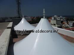 Conical Fabric Structure