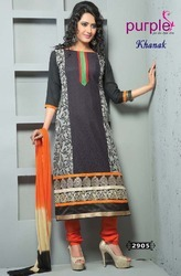 Cotton+Salwar+Kameez+Suit