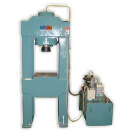 Hydraulic Presses - Pillar Type Hydraulic Press Manufacturer from ...