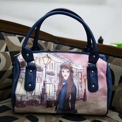 Ladies Denim Handbags