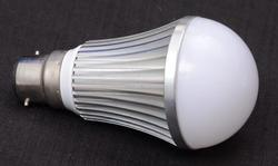 5 7w aluminum bulb