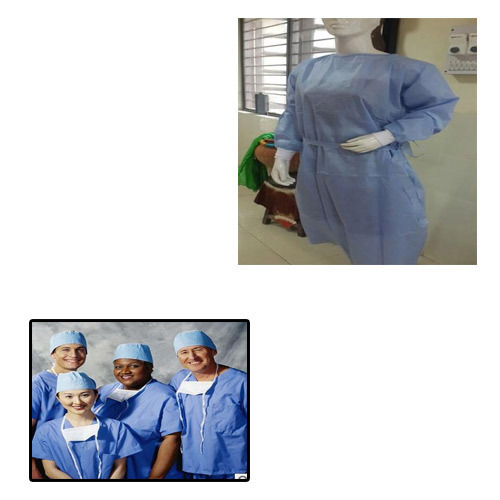 Disposable Surgical Gown for Hospital Manufacturer from Pune