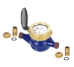Residential Cast Iron Water Meter