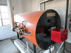 FO Fired Thermic Fluid Heater