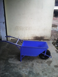 Industrial Single Wheel Barrow
