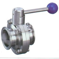 Quick Install Butterfly Valve
