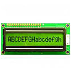 LCD Display JHD 16X1