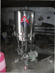 Syrup Filter Press Filtration Machine