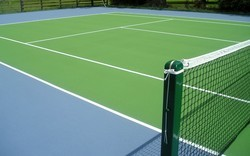 Tennis Surface Construction