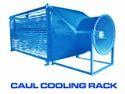 Aluminum Caul Cooling Fan Machines