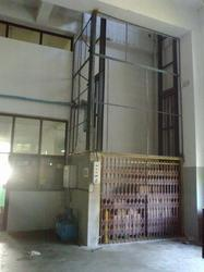 Wall Mounted Goods Elevators