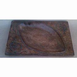 Classic Wooden Platter