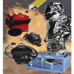 marine fire protection equipment