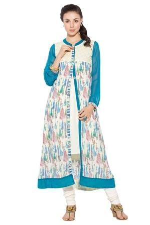Designer Party Wear Long Dress Suits for Party Wear