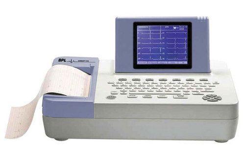 ECG Machines - ECG Machine - BPL - Model: 6208 View Manufacturer ...