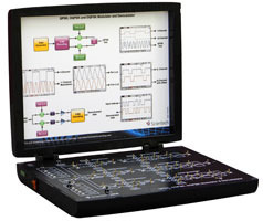 QPSK Modulator and Demodulator Trainer