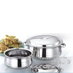 Stainless Steel Donga