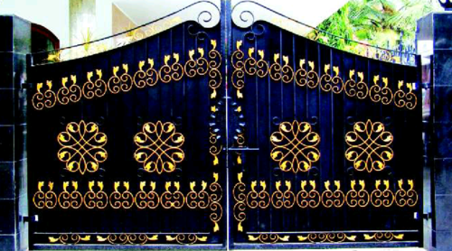 Gate Fabrication Amp Designer Ms Tube Gates Manufacturer