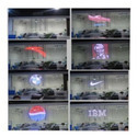 Glass LED Display