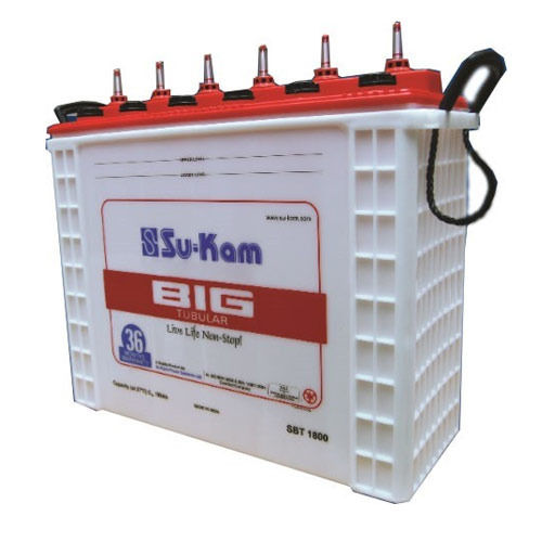 Power Batteries Tubular Batteries Wholesale Trader From