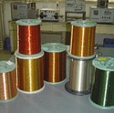 Rectangular Enamelled Copper Wires
