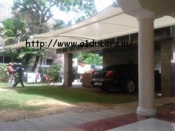 Tensile Car Parking Sheds