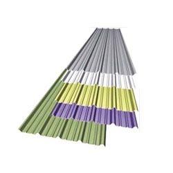 GI Color Coated Corrugated Sheets