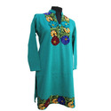 Ladies Long Knitted Kurta