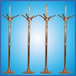 conventional lightning arrestor