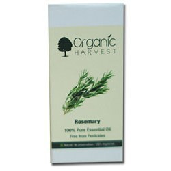 Organic Harvest Rosemary Oil 10ml